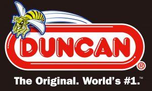 Duncan Logo w-Hornet